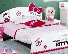 2013 new design children bedroom hello kitty design