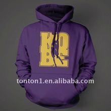 Custom 2015 fashion fleece hoody