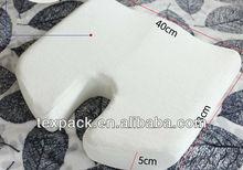 Multi-use Memory Foam Car Seat Cushion, Lumbar Pillow