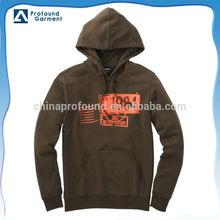 mens custom made patterns cheap hooded sweatshirt wholesale pullover hoodie