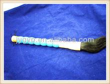 Chinese jade writing brush,jade calligraphy brush for artist