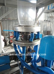Plastic Film Blowing Extrusion Machine (Rotary Head)