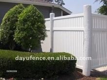 PVC fence panel