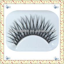 unique design custom made eyelashes