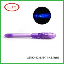 Cute Ink Revealing LED Invisible Ink Pen