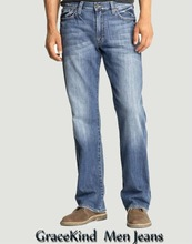 100%Cotton Light Flare Men Jeans(GK256#)