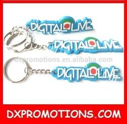 PVC 3D key chain/3d key chain