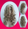 2012 the most avant-grade noble synthetic hair wig