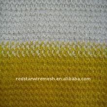 Yellow Knitted Polyethylene Nets