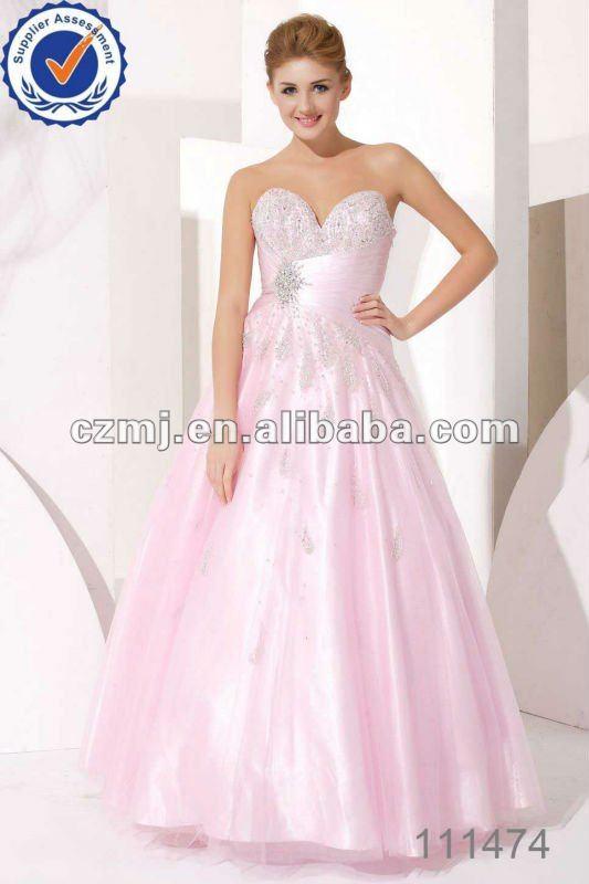 Light Pink Chiffon Pri...