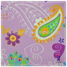 Pink Nylon/Polyamide Lycra/Spandex Printed Stretch Fabric