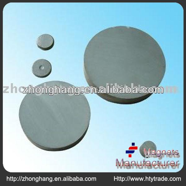 Permanent speaker ferrite magnet, Disc Magnet