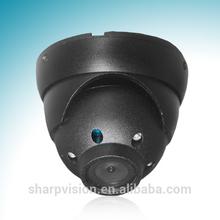High speed high resolution waterproof IR ccd dome cameras