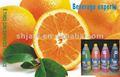 veces 6 de hielo jugo de naranja concentrado