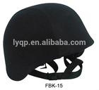 ABS half face riot control Helmet FBK-15