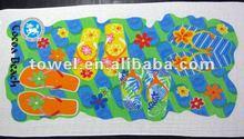 2012 New Year (Terry loop magnetic printing beach towel)