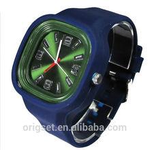 jelly watch original quartz japan movt watch top quality watch custom logo printed