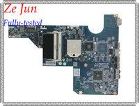 Laptop motherboard for COMPAQ G62 CQ62 597674-001 AMD 100% Tested good working materinskaya plata