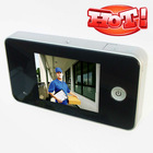 "Digital Door Viewer, ""iPhone"" appearance, Clear image with night mode, easy change battery, Door Camera Viewer"