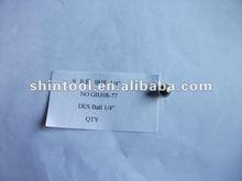 """Ball Hangcha Forklift Parts Ball 1/4"""":GB308-77 Ball For Sale"""