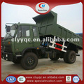 Dongfeng camión volquete en venta