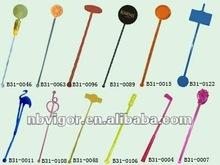 B31-SERIES-1 Plastic Swizzle Stick