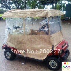 Good Quality 2 Seater Golf car / Buggy Rain Enclosure Cover