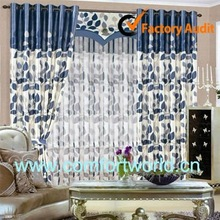 2013 Fashion new design latest Curtain Design for window of living room