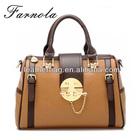 2014 fashion design ladies shoulder tote new model handbags