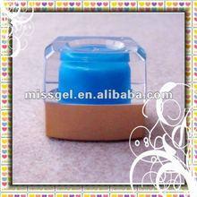 Esmalte de uñas de gel lámpara led agrietada esmalte de uñas