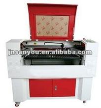 Wooden Button Machine Laser Making SY-1290