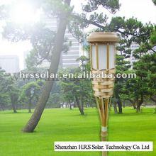 solar light/HRS Solar blaze light/solar tiki torch light