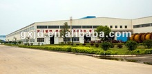 Chinese low cost steel structure workshops L/C,D/P,D/A,O/A Payments Available