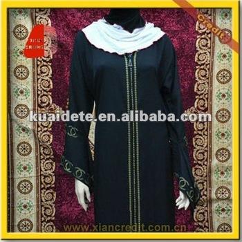 2013 Beautiful ladies abaya NPZ-110