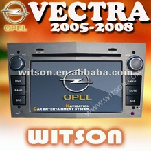WITSON OPEL VECTRA TWO DIN CAR STEREO with FM,AM,RDS