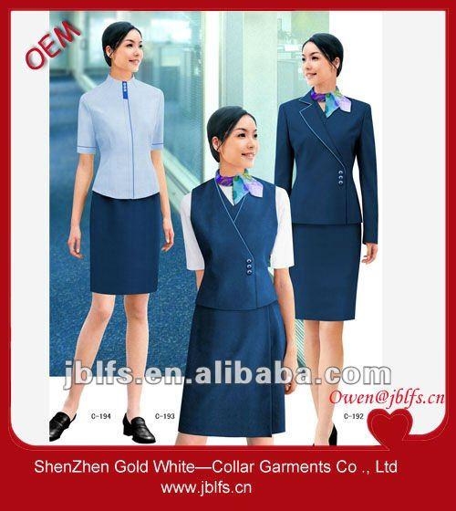 Latest blouse design pictures office uniform designs for for Office design uniform