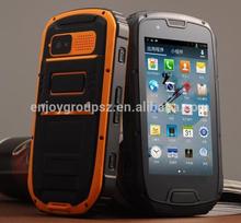 4.3inch IPS IP68 waterproof factory unlocked cell phones S09