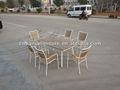 giardino mobiliin legno patio mobiliinlegno con telaioin alluminio