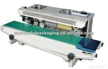 Aluminum foil bags heat sealer