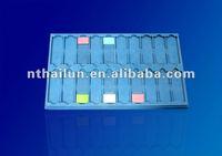 plastic slide tray
