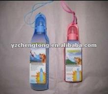 Pet water bottle