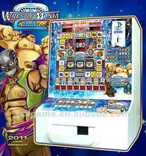MY-W2: game machine: WRESTLEMANIA II