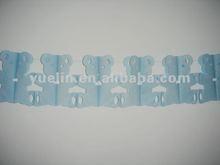 Tissue Paper Garland Hanging Handmade Baby Shower Decorations
