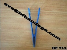 Medical Round Head Plastic Tweezers