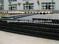 hdpe tubulação usada na irrigação da agricultura