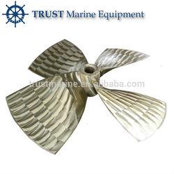 High quality marine bronze boat propeller