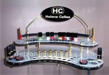 Mega Brand Nail Polish Cosmetic Tabletop Acrylic Display S1143 ~ NEW