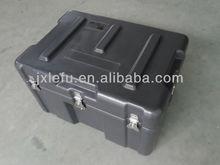 Outdoor waterproof plastic tool case for car storage