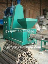 Hexagon wood briquetting press machine