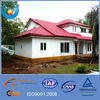 WJL ISO beautiful prefabricated villa for family use